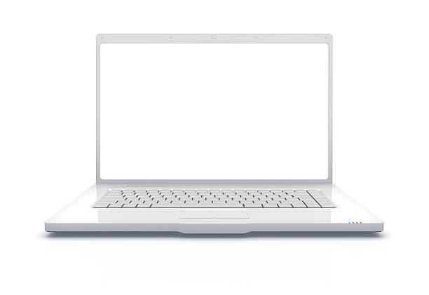 White Laptop XXXL:スマホ壁紙(壁紙.com)