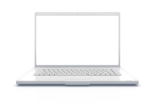 Internet「White Laptop XXXL」:スマホ壁紙(11)