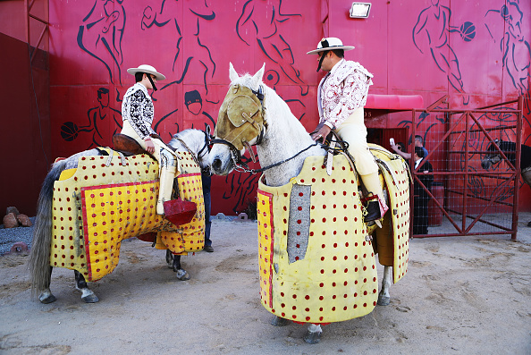 Baja California Peninsula「Dwindling Sport Of Bullfighting Still Draws Crowds In Tijuana」:写真・画像(15)[壁紙.com]