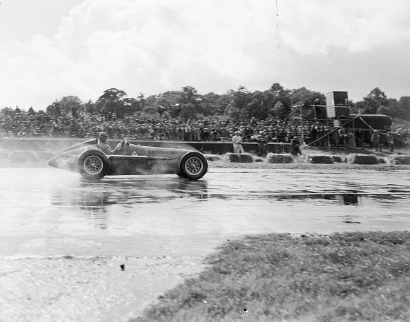 Stowe - Vermont「Fangio At Silverstone」:写真・画像(2)[壁紙.com]