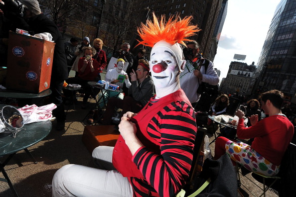 Ringling Brothers and Barnum & Bailey Circus「Ringling Bros. And Barnum & Bailey Clown Alley Takes Over Herald Square」:写真・画像(16)[壁紙.com]
