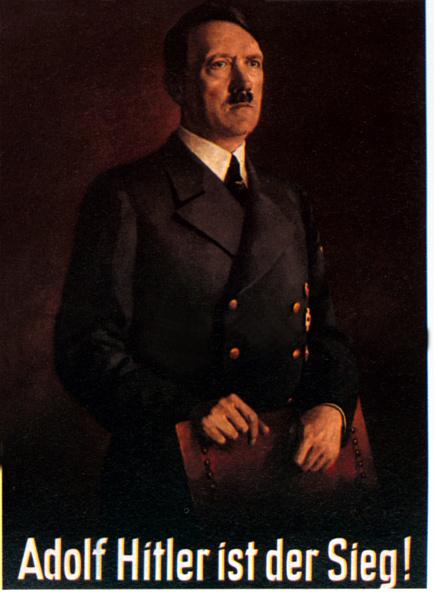 Color Image「Hitler Is Victory」:写真・画像(11)[壁紙.com]