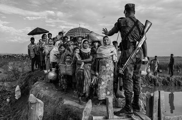 Refugee Camp「Rohingya Refugees Flee Into Bangladesh to Escape Ethnic Cleansing」:写真・画像(18)[壁紙.com]