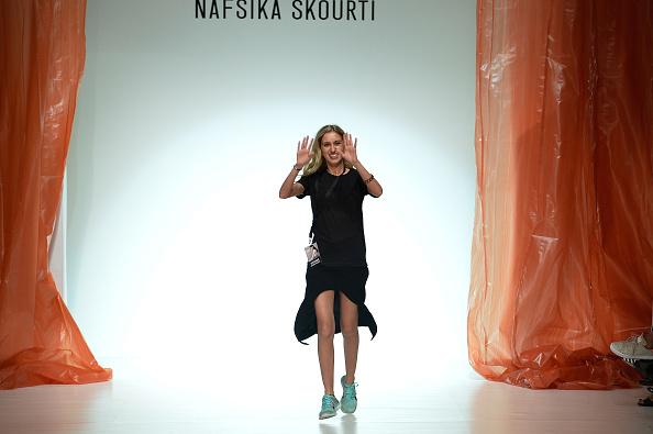Fashion Forward Dubai「Nafsika Skourti - Runway - Dubai FFWD October 2015」:写真・画像(9)[壁紙.com]