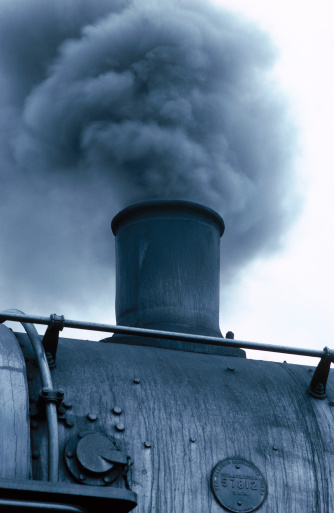 Emitting「Antique Steam Locomotive」:スマホ壁紙(18)