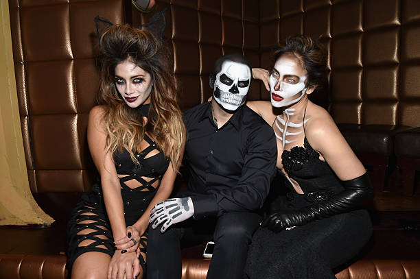 Heidi Klum's 16th Annual Halloween Party sponsored by GSN's Hellevator And SVEDKA Vodka At LAVO New York - Inside:ニュース(壁紙.com)