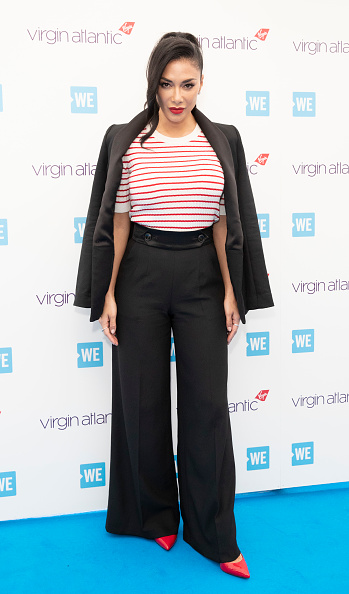 High Waist Pants「WE Day UK 2019 - London」:写真・画像(0)[壁紙.com]