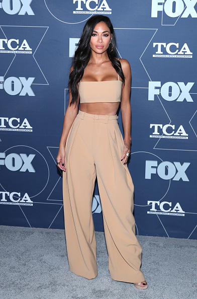 Wide Leg Pants「FOX Winter TCA All Star Party - Arrivals」:写真・画像(10)[壁紙.com]
