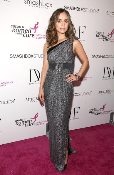 Eliza Dushku「Susan G. Komen's 8th annual Fashion For The Cure」:写真・画像(18)[壁紙.com]