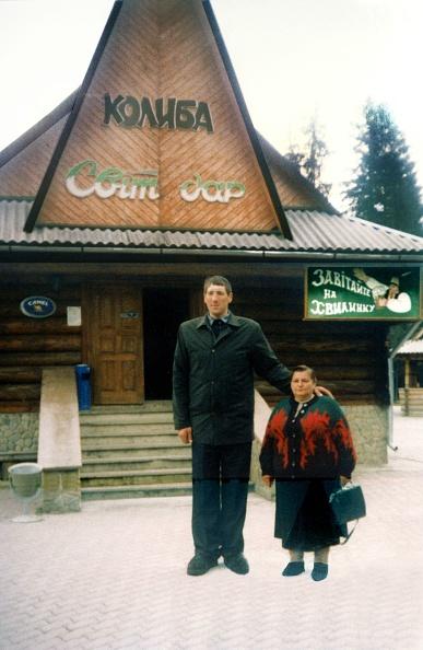Wojtek Laski「The Ukrainian tallest man in the world」:写真・画像(14)[壁紙.com]