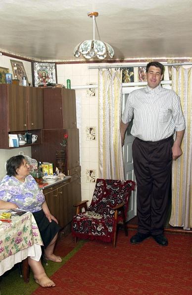 Wojtek Laski「The Ukrainian tallest man in the world」:写真・画像(12)[壁紙.com]