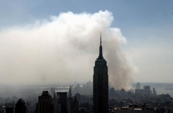 Empire State Building「Terrorism Hits U.S.」:写真・画像(6)[壁紙.com]