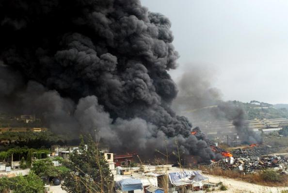Ghaith Abdul-Ahad「Lebanon Rocked By Israeli Attacks」:写真・画像(3)[壁紙.com]