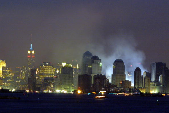 Urban Skyline「New York Skyline after World Trade Center Disaster」:写真・画像(18)[壁紙.com]
