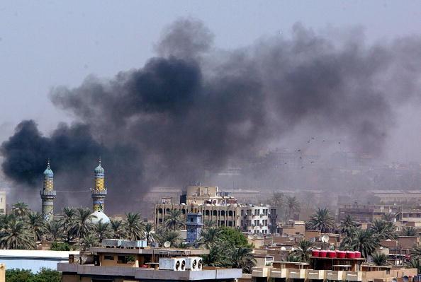 Baghdad「Car Bomb Explodes in Baghdad」:写真・画像(16)[壁紙.com]