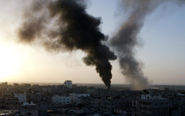 Bestof「Israel Continue Air Strikes In Gaza」:写真・画像(0)[壁紙.com]