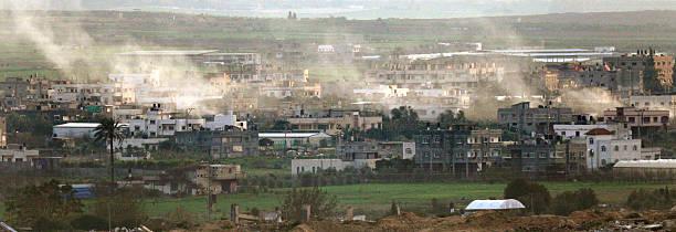Israeli Troops Mobilise As Gaza Assault Reaches Third Day:ニュース(壁紙.com)
