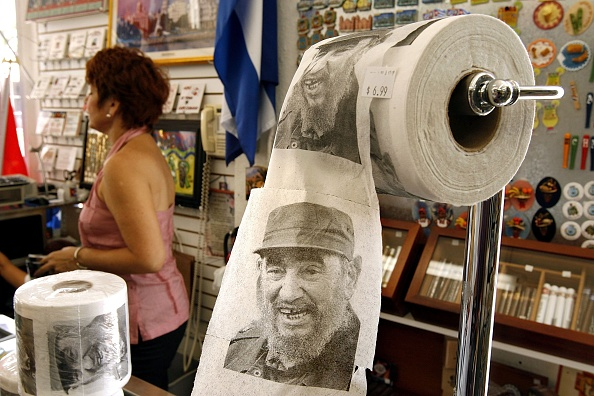 Toilet Paper「Miami Remains Hotbed Of Castro Opposition」:写真・画像(10)[壁紙.com]