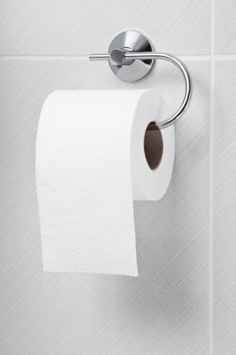 Public Restroom「Toilet Paper」:スマホ壁紙(8)