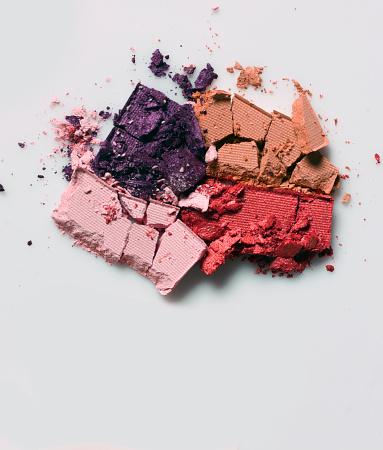 カラフル「Cosmetics makeup」:スマホ壁紙(1)