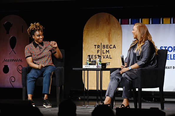 Tribeca Film Festival「Tribeca Talks - Queen Latifah With Dee Rees With The Premiere Of The Queen Collective Shorts - 2019 Tribeca Film Festival」:写真・画像(11)[壁紙.com]