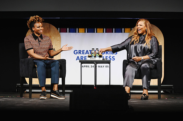 Tribeca「Tribeca Talks - Queen Latifah With Dee Rees With The Premiere Of The Queen Collective Shorts - 2019 Tribeca Film Festival」:写真・画像(18)[壁紙.com]