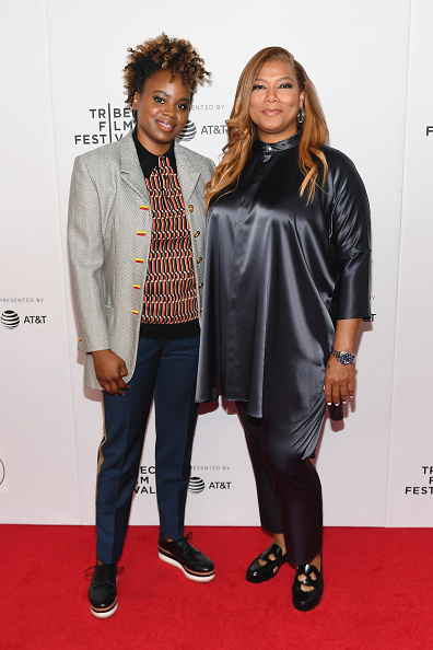 Tribeca「Tribeca Talks - Queen Latifah With Dee Rees With The Premiere Of The Queen Collective Shorts - 2019 Tribeca Film Festival」:写真・画像(13)[壁紙.com]
