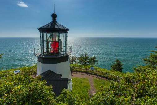 Oregon Coast「Cape Meares Lighthouse, Oregon」:スマホ壁紙(18)