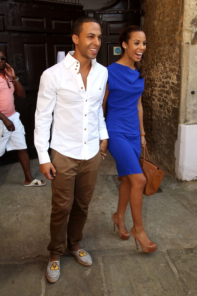 Wedding Reception「Marvin Humes And Rochelle Wiseman - Wedding」:写真・画像(19)[壁紙.com]