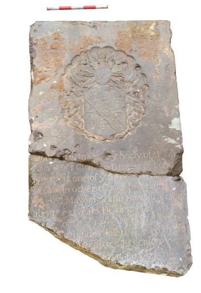 Block Shape「London Guildhall Excavations」:写真・画像(6)[壁紙.com]