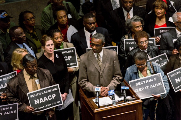 1965 Voting Rights Act「Voting Rights Act Supporters Rally In South Carolina」:写真・画像(5)[壁紙.com]