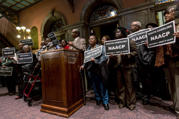 1965 Voting Rights Act「Voting Rights Act Supporters Rally In South Carolina」:写真・画像(13)[壁紙.com]