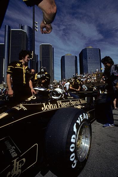 USA「Elio de Angelis, Grand Prix of Detroit」:写真・画像(2)[壁紙.com]