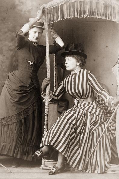 1870-1879「Victorian Ladies」:写真・画像(9)[壁紙.com]