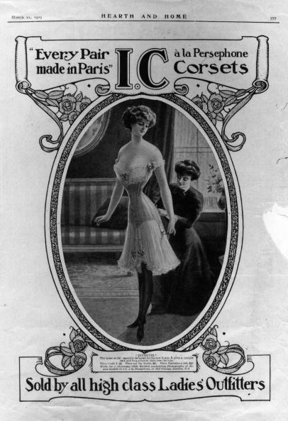 Corset「A La Persephone」:写真・画像(5)[壁紙.com]
