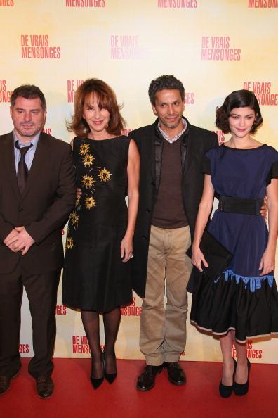 Audrey Tautou「'De Vrais Mensonges' - Paris Premiere」:写真・画像(13)[壁紙.com]