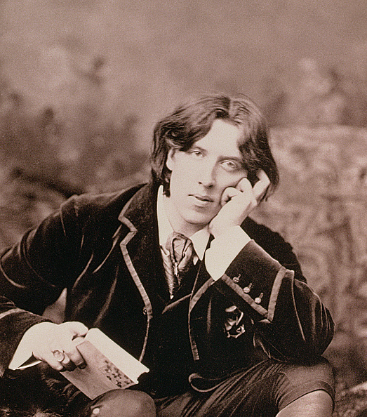 人物「Oscar Wilde Irish Born Playwright And Wit 1882」:写真・画像(17)[壁紙.com]