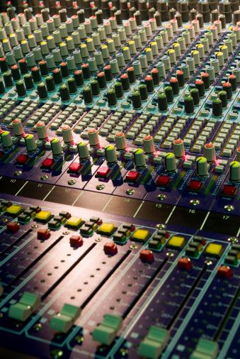 Rock Music「Live music front of house soundboard」:スマホ壁紙(0)