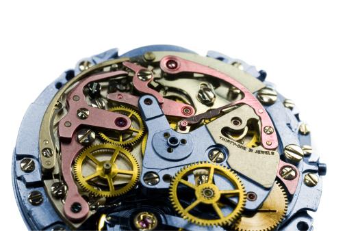 Watch - Timepiece「Clockworks」:スマホ壁紙(8)