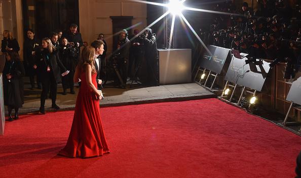 Eddie House「EE British Academy Film Awards - Red Carpet Arrivals」:写真・画像(14)[壁紙.com]