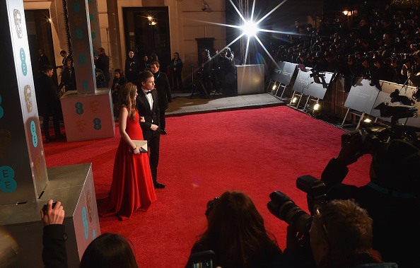 Eddie House「EE British Academy Film Awards - Red Carpet Arrivals」:写真・画像(8)[壁紙.com]
