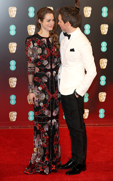 ダービーシューズ「EE British Academy Film Awards - Red Carpet Arrivals」:写真・画像(5)[壁紙.com]