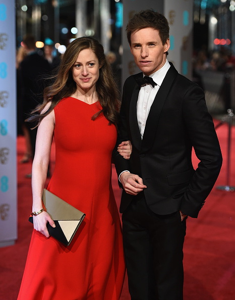 Arm In Arm「EE British Academy Film Awards - Red Carpet Arrivals」:写真・画像(7)[壁紙.com]