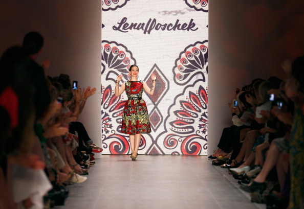 Andreas Rentz「Lena Hoschek Show - Mercedes-Benz Fashion Week Spring/Summer 2015」:写真・画像(3)[壁紙.com]