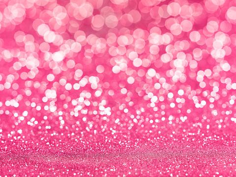 Glitter「Pink Glitter bokkeh」:スマホ壁紙(0)