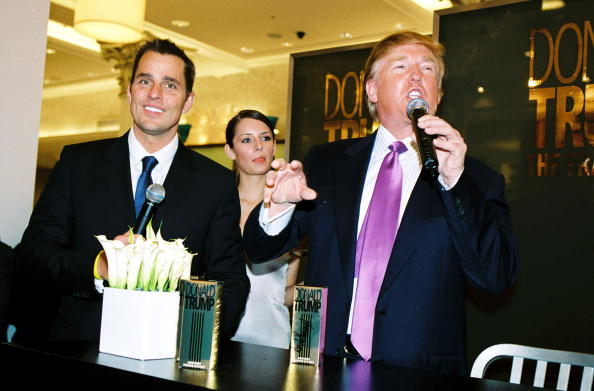 Fragrance Launch「Donald Trump Promotes The Fragrance」:写真・画像(3)[壁紙.com]