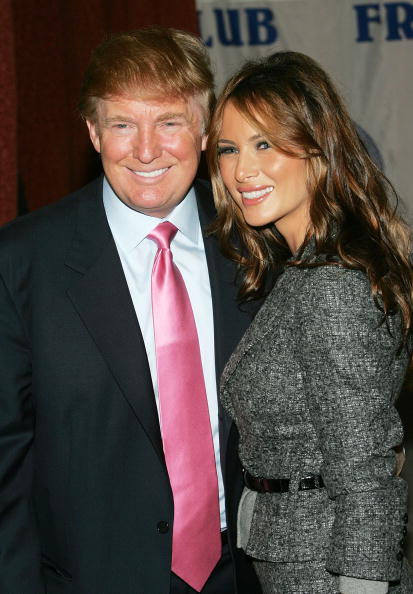Evan Agostini「Celebrity Roast Luncheon With Donald Trump」:写真・画像(12)[壁紙.com]