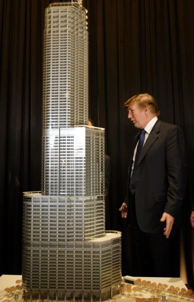Apartment「Trump Unveils Plans For Chicago Tower」:写真・画像(17)[壁紙.com]