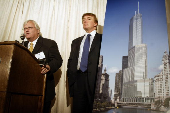 Apartment「Trump Unveils Plans For Chicago Tower」:写真・画像(18)[壁紙.com]