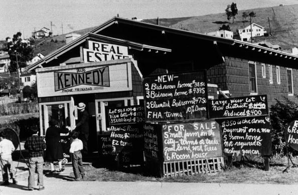 Oakland - California「Real Estate Office」:写真・画像(13)[壁紙.com]